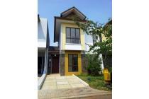 Rumah siap huni di cluster Nittaya @ Avani BSD City