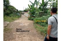 Tanah 260 m di Jl Cisauk Legok. 10 menit dari Stasiun