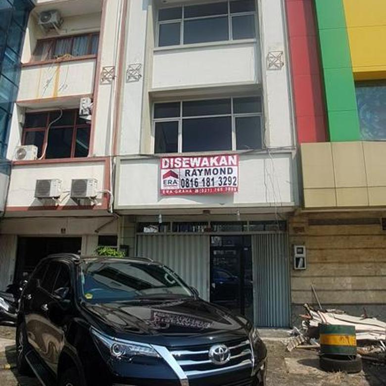 Ruko Dikontrakkan Murah di Fatmawati Dalam Komplek !!