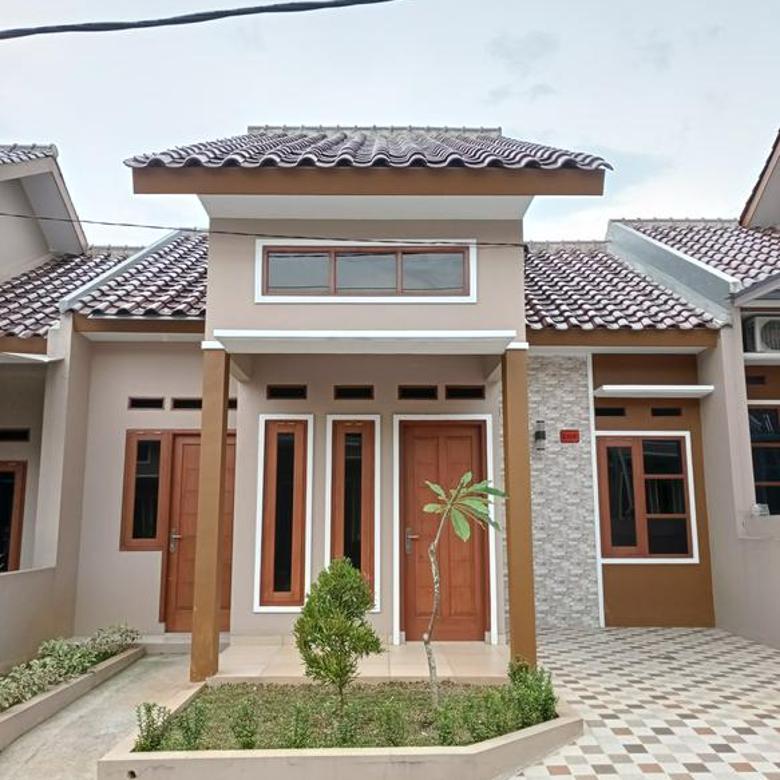 Rumah KPR di Sawangan Dekat Tol Sawangan Fasilitas Kolam Renang