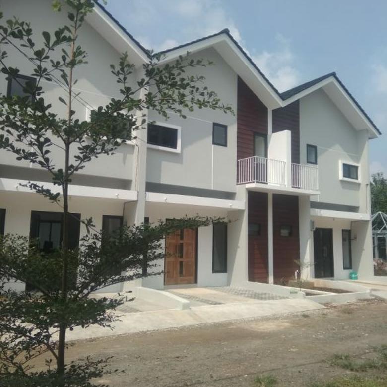 Rumah Siapa Huni Jatiasih Bekasi 2 Lantai Full Bata Merah