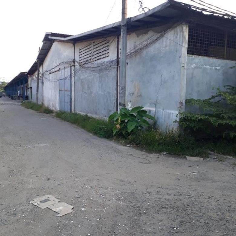 gudang, pabrik disewakan