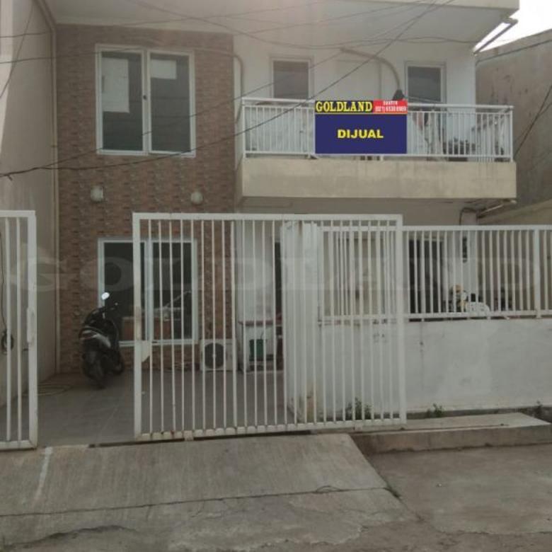 KODE :11030(El/Jn) Rumah Dijual Sumur Batu, Luas 9x21 Meter
