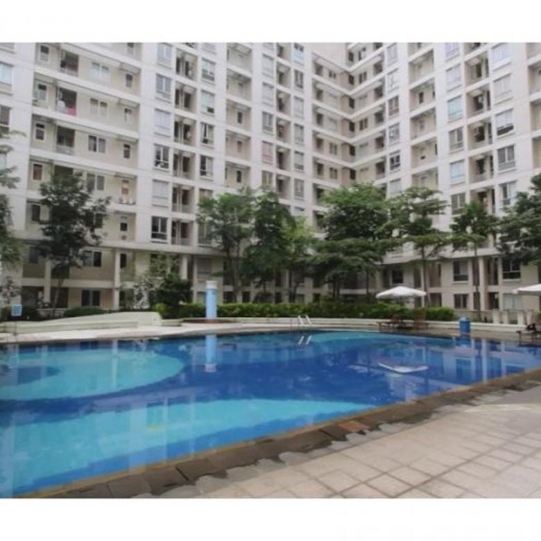 Apartemen East Coast 2 BR Full furnish, View pool