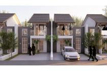 Rumah 2LT Model Jepang Daerah  Pasir Impun Bandung Timur