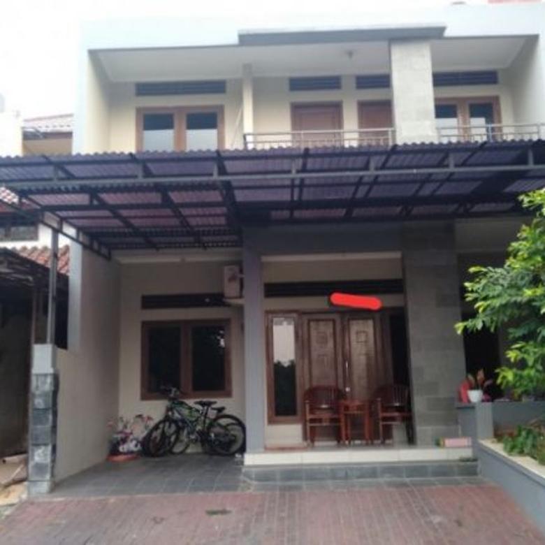 Rumah siap huni di komplek Griya Tugu Asri
