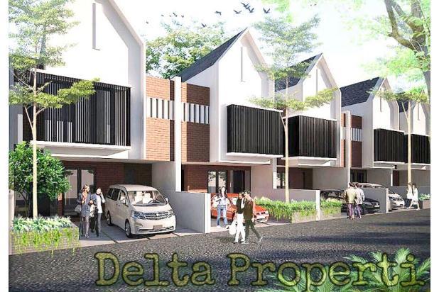 Town house exclusive Pejaten barat pasar Minggu Jakarta Selatan 15888933