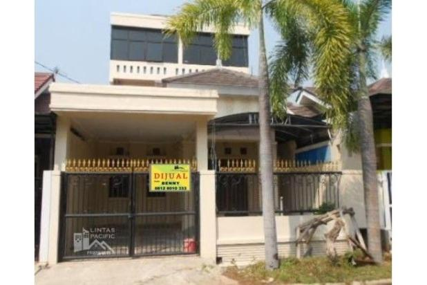 DIjual Rumah Tingkat 3 Lantai di Cluster Aralia, Harapan Indah Bekasi 12709409