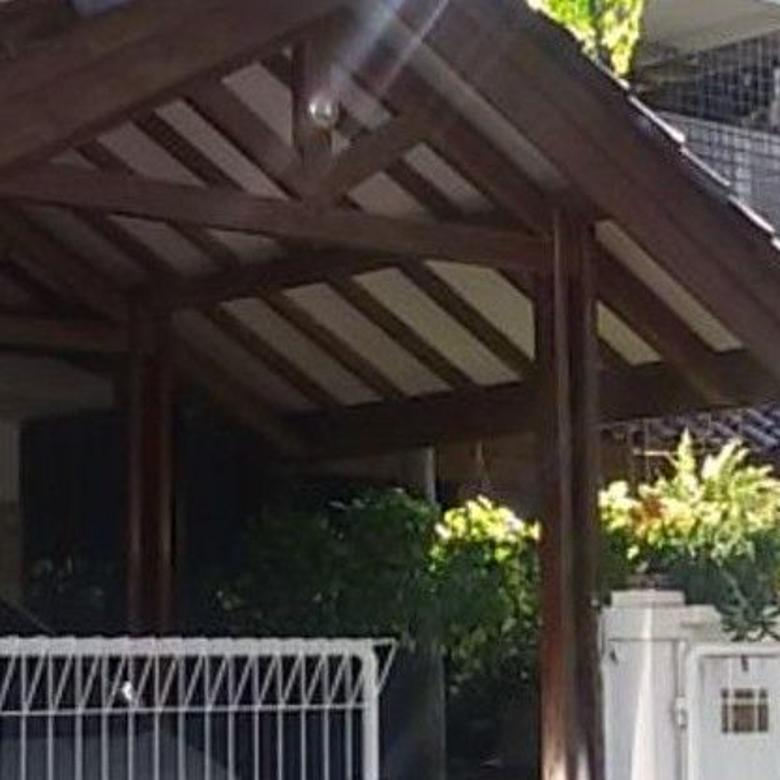 Rumah di Lebak Bulus, Dalam Kompleks Perumah, 6 KT, SHM, LT 294 m2