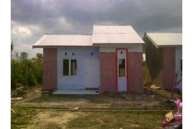 Rp116jt Rumah Dijual