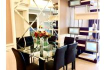 Apartemen siap huni Full Furnished Casa Grande Kota Kasablanka