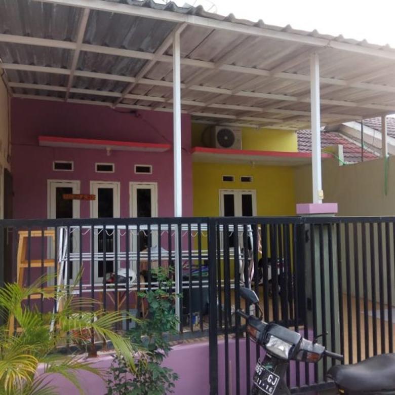 Rumah Cantik di Hook Pondok Ungu Permai Bekasi, bonus puluhan juta rupiah