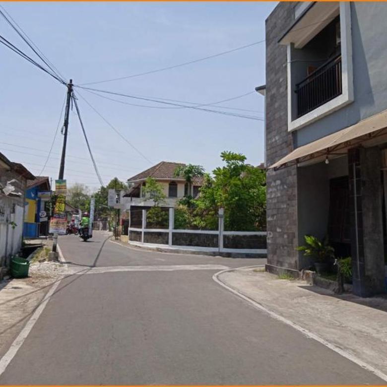 Banteng Permai 3 Tanpa Bunga, Area Jakal Km.7