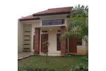 Rumah cantik asri di dalam perumahan Grand Depok residence Beji Depok