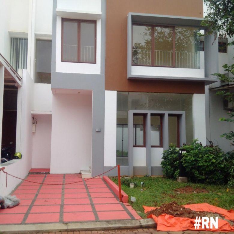 Rumah 2 Lantai LT 120 KT 3+1 di Cluster Alamanda, Jakarta Garden City (JGC)