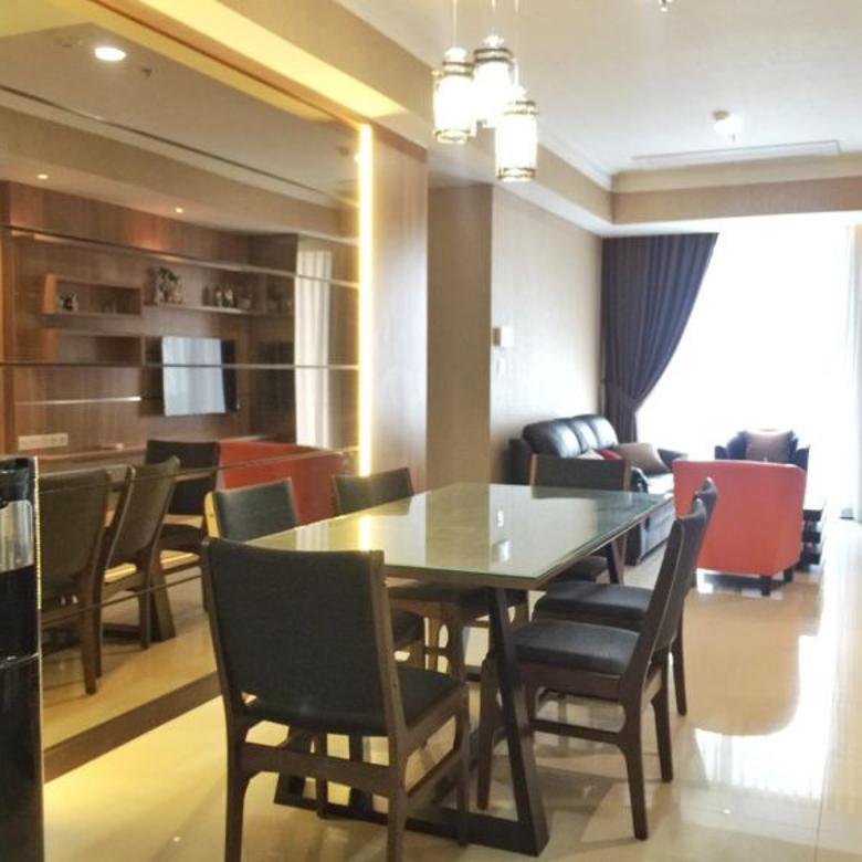 Disewakan Apartement Casa Grande Residence 3+1BR Furnished