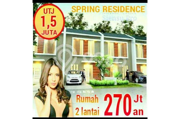 Dijual Rumah Spring Residence 13426805