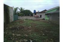 Tanah SHM NEGO murah 160m2 Tangsel ( rumah/kontrakan)