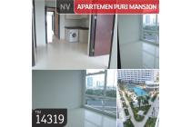 Apartemen Puri Mansion, Tower Amethyst, Jakarta Barat, 63 m²,