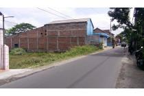 Beli Tanah di Kodya Bangun Ruko Sendiri Lebih Murah: LD 5 Meter