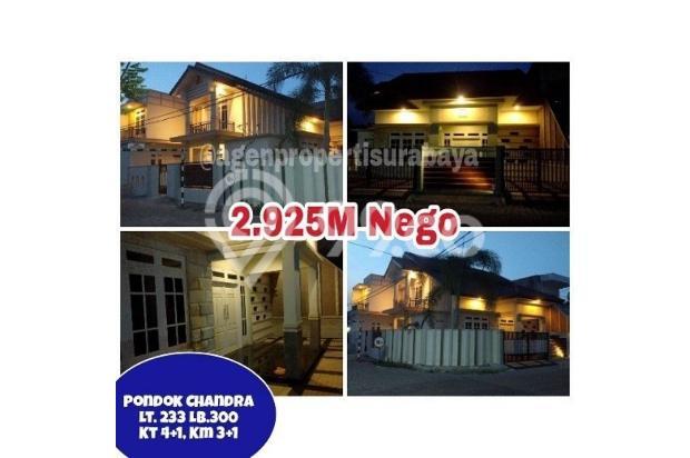 Di Jual Rumah Baru Lux Istimewa 2 Lantai Pondok Candra 15830014