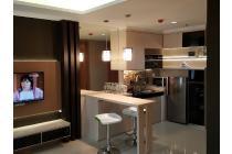 Dijual Unit Apartemen Type 1 Br 100% Baru dan Full Furnish di Dago
