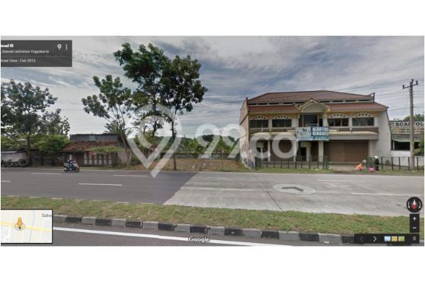 Tanah Jl Ringroad Selatan Cocok Untuk Usaha 9024732