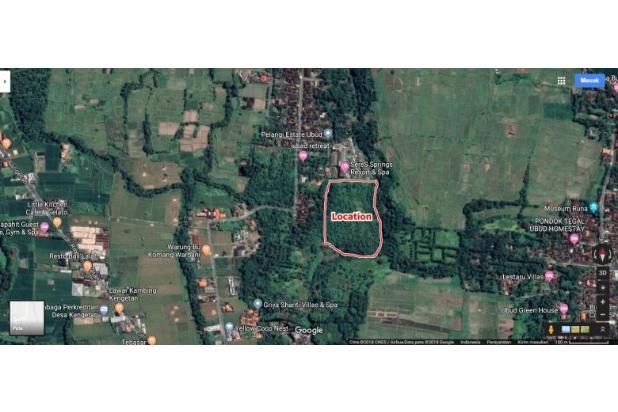 Rp122mily Tanah Dijual