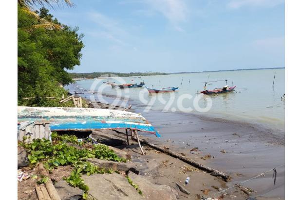 Tanah murah tepi pantai tanjung lesung