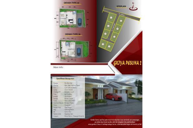 Rp493jt Rumah Dijual