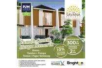 Rumah minimalis Savana Regency di Gresik