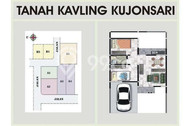 Ready Stock Kavling Jogja Timur Bisa Kredit Bank: IMB Lengkap 13696884