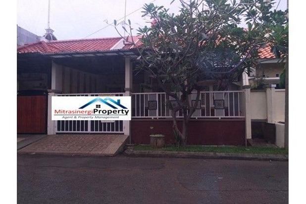 Rumah Luas Siap Huni di Boulevard Hijau kota Harapan Indah 12274052