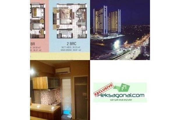 Dijual apartemen 2BR murah full view di gunawangsa merr surabaya hks6261 18273772