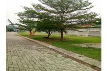 Tanah Kavling Siap bangun, bebas banjir di lingkungan Panorama Bintaro
