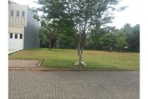 DiJual Cepat Kavling siap bangun di Cluster Frangipani, De Park, BSD City,