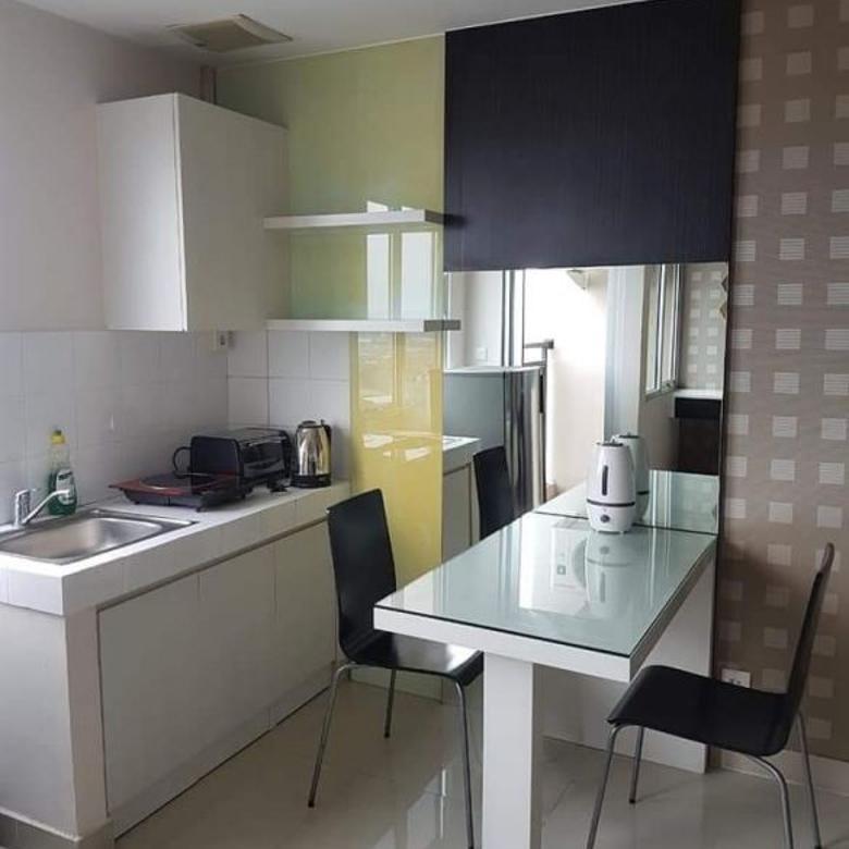 Furnished Studio Lt 16 Apartemen Sudirman Suites Bandung
