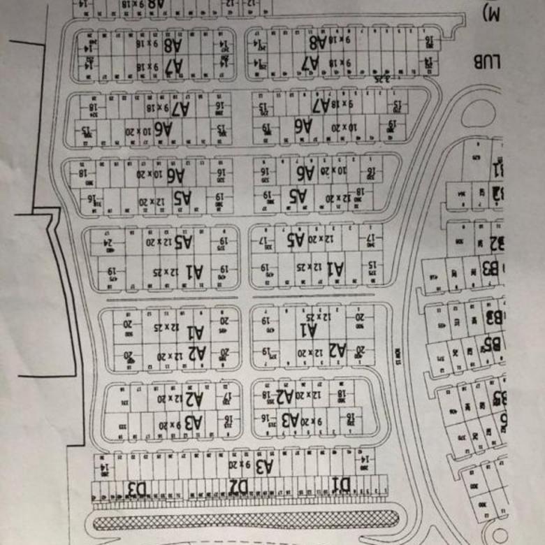 Dijual Tanah kavling Siap Bangun di Green Cove, BSD Tangsel