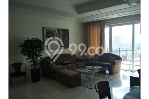 Apartemen Dijual  Pakubuwono Residence 2br