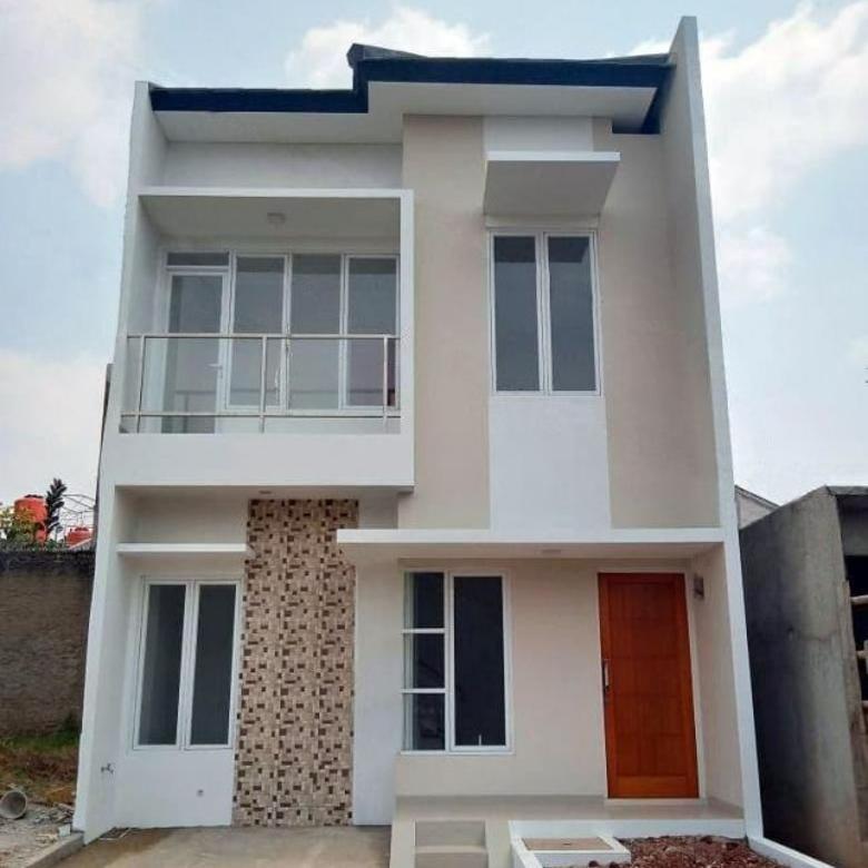 Rumah Syariah 2 lantai di Kawasan Emas Kota Bekasi