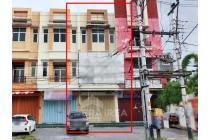 Ruko Strategis dijual di Solo Kota Area Sentra Batik Laweyan
