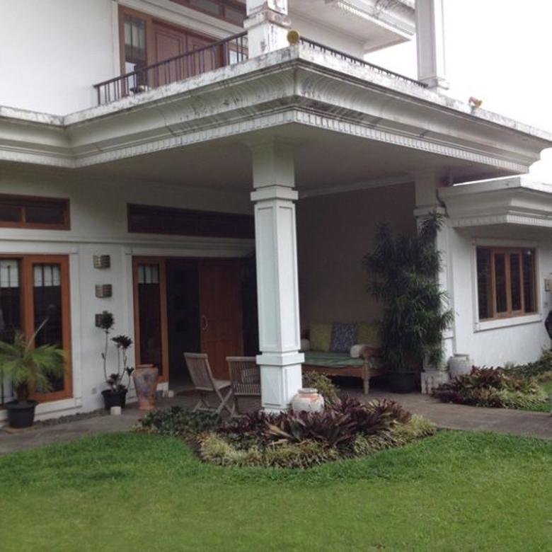 Dijual Rumah Nyaman di Setiabudy Regency, Bandung