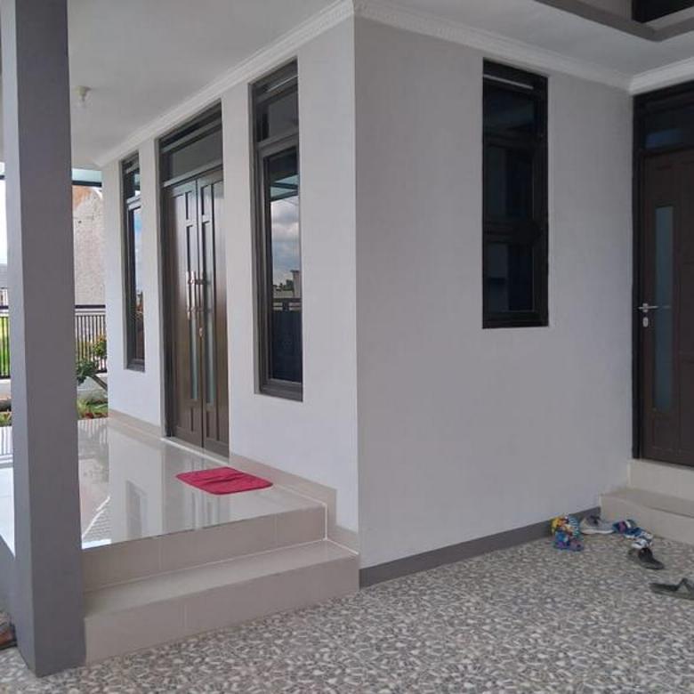 Rumah Semi Cluster di Sayap Kota Bandung NO KPR NO CICILAN