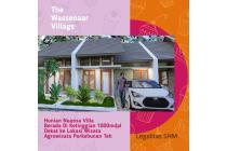 Rumah villa nuansa islami murah siap bangun 200jutaan bogor