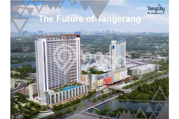Dijual Apartemen 2BR Murah di Skandinavia TangCity Tangerang 13134982