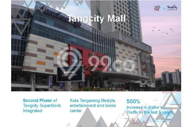 Dijual Apartemen 2BR Murah di Skandinavia TangCity Tangerang 13134989