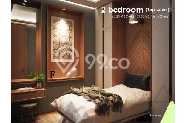 Dijual Apartemen 2BR Murah di Skandinavia TangCity Tangerang 13135067