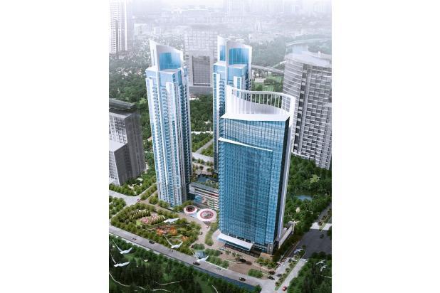 Apartemen Residences  8, SCBD - Jakarta Selatan