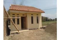 rumah di jual di kavling cembul asri bebas banjir 100%