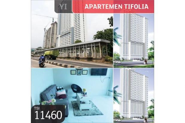 Apartemen Tifolia Lantai 17, Jakarta Timur, 45 m² 12899734